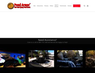 pondarmor.com screenshot