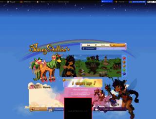 poneyvallee.com screenshot
