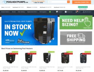 pool-heater-pumps.com screenshot