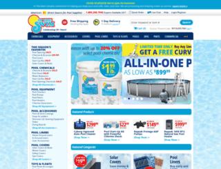 poolcenter.com screenshot