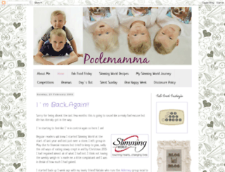 poolemamma.blogspot.co.uk screenshot