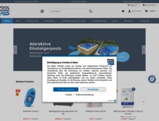 poolpowershop.de screenshot
