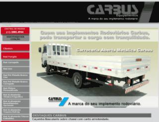 pop.carbus.com.br screenshot