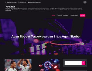 pop3hot.com screenshot