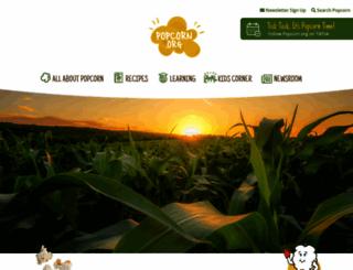 popcorn.org screenshot