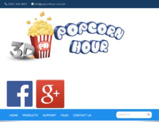 popcornhour.com.ph screenshot