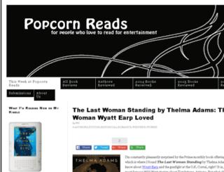 popcornreads.com screenshot