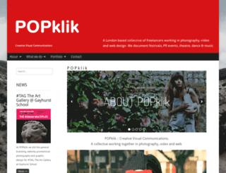 popklik.net screenshot