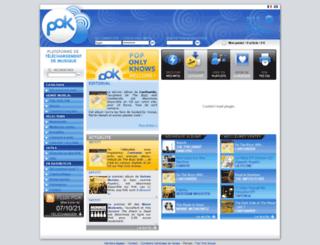 poponlyknows.com screenshot