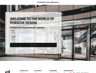 porschedesignforsale.com screenshot