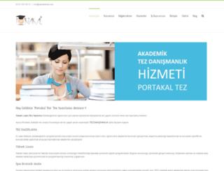 portakaltez.com screenshot