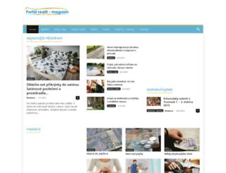 portal-realit.cz screenshot