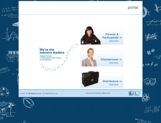 portal.apmags.com screenshot