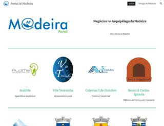 portal.atmadeira.com screenshot