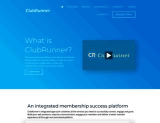 portal.clubrunner.ca screenshot