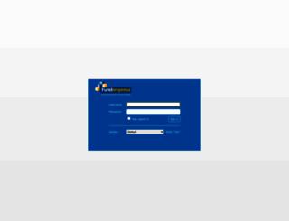 portal.fundempresa.org.bo screenshot