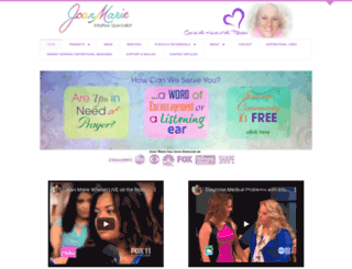 portal.joanmariewhelan.com screenshot