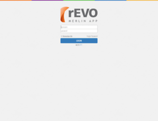 portal.revobiologics.com screenshot
