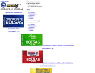 portal.singular.com.br screenshot