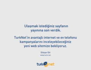 portal.turk.net screenshot