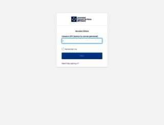 portal.ufv.es screenshot