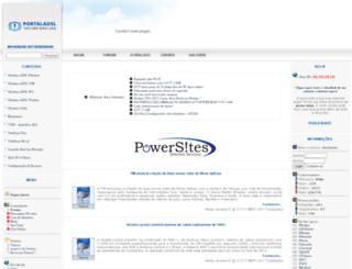 portaladsl.com.br screenshot