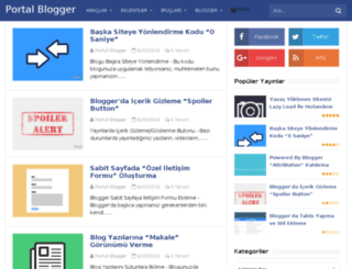 portalbloggerr.blogspot.com.tr screenshot