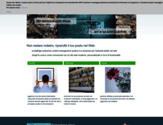 portaledge.it screenshot
