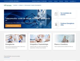 portalhsr.com.br screenshot