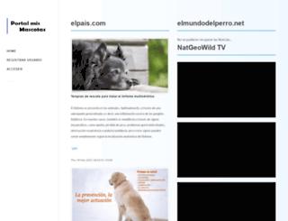 portalmismascotas.com.ar screenshot