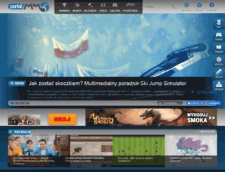 portalmmo.pl screenshot