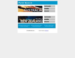 portaloceania.com screenshot