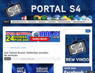 portals4.wordpress.com screenshot