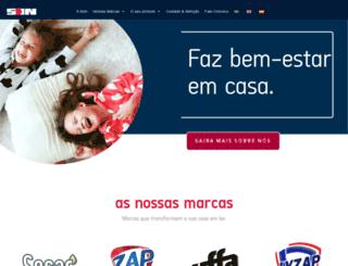 portalsoin.com.br screenshot