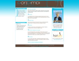 portbimbi.com.au screenshot