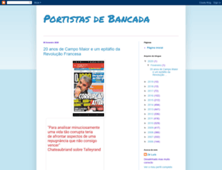 portistasdebancada.blogspot.com screenshot