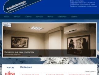 portofriotecnologia.com screenshot