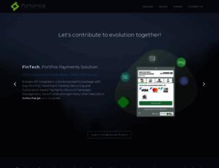 portonics.com screenshot