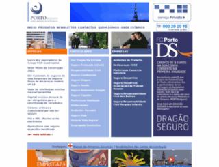 portoseguro.co.pt screenshot