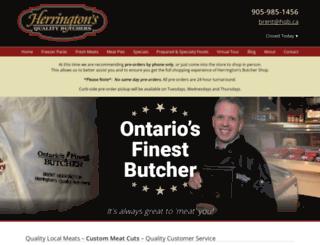 portperrybutcher.com screenshot