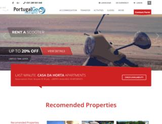 portugalgo.com screenshot