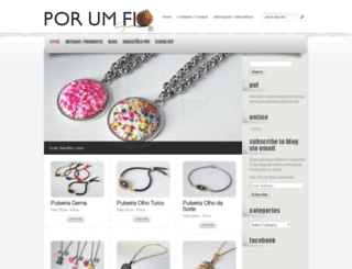 porumfio.com.pt screenshot