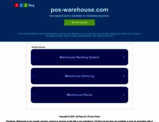 pos-warehouse.com screenshot