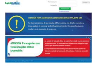 pos.lycamobile.es screenshot