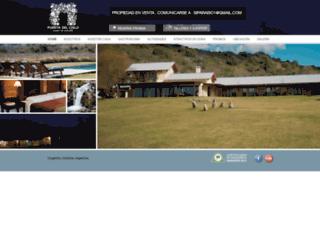 posadapuertadelcielo.com screenshot