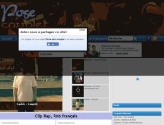pose-ton-couplet.com screenshot