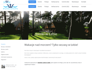 posejdon.pl screenshot