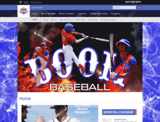 positivebaseball.com screenshot