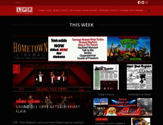 post-register.com screenshot