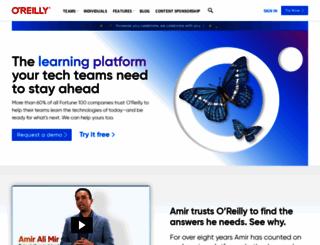post.oreilly.com screenshot